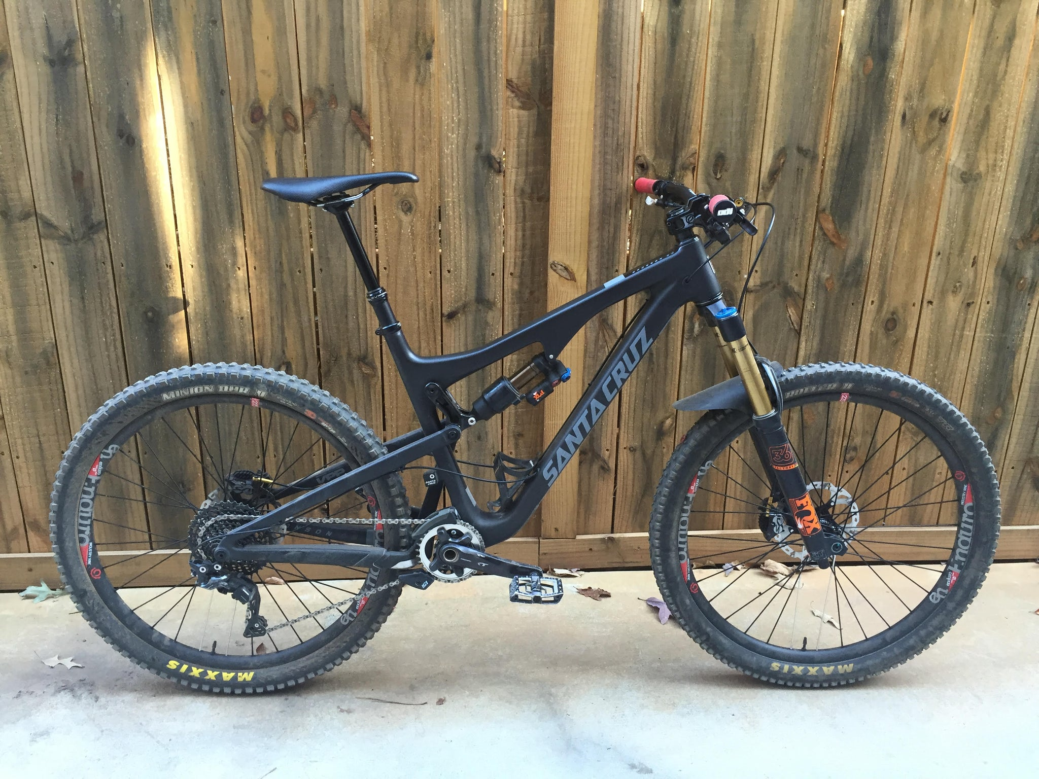 Santa Cruz Bronson Review - Worldwide Cyclery