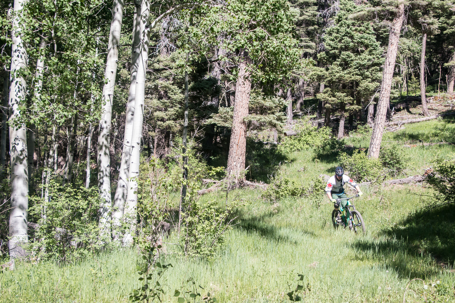 Chasing Epic MTB Adventures: Angel Fire, New Mexico