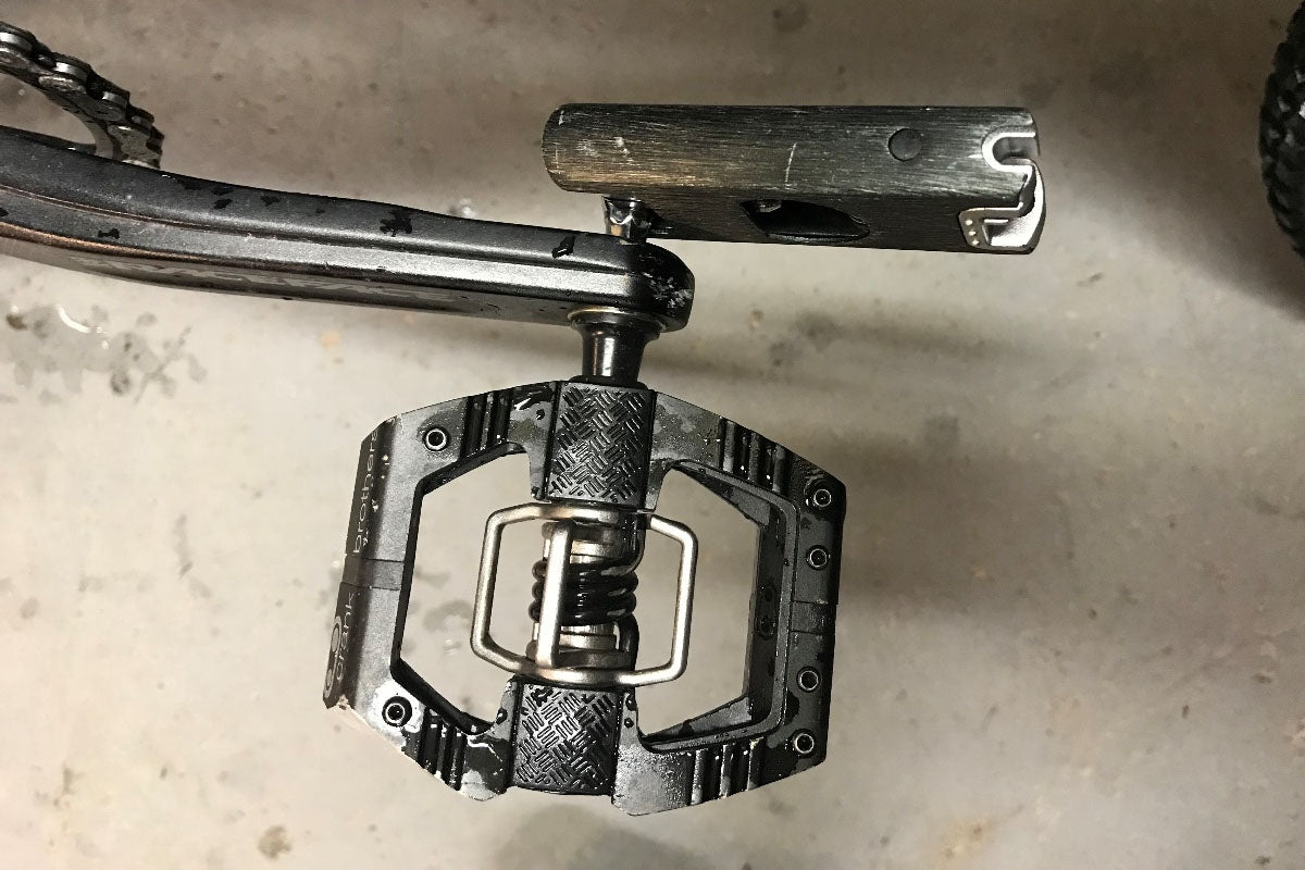 Crank Brothers Mallet Enduro Clipless Pedal Review