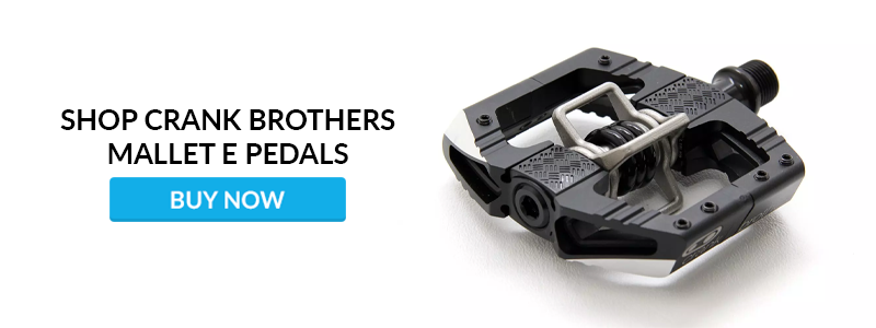 Crank Brothers Mallet Enduro Pedal Review