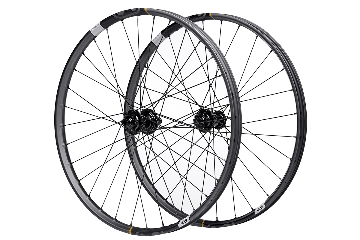 Crankbrothers Synthesis Wheelset Review