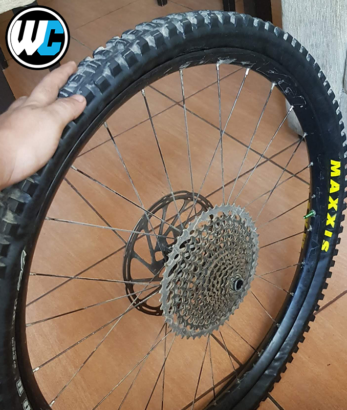 CushCore Tire Inserts Rider Review