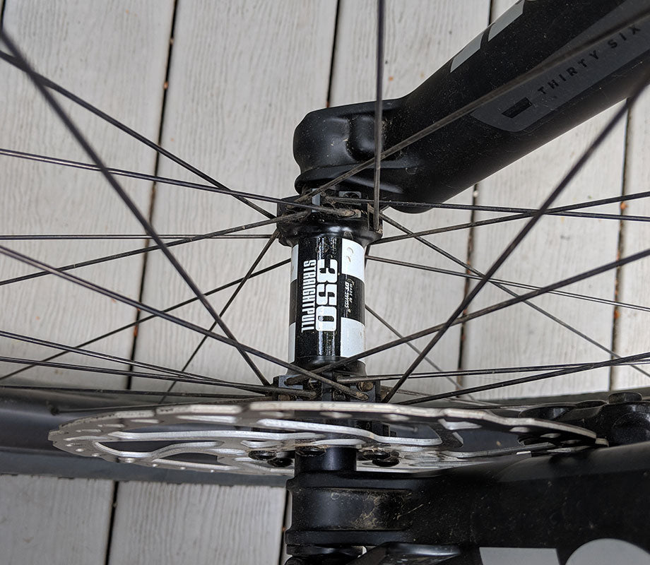 Customer Review: DT Swiss 350 Hubs | Worldwide Cyclery