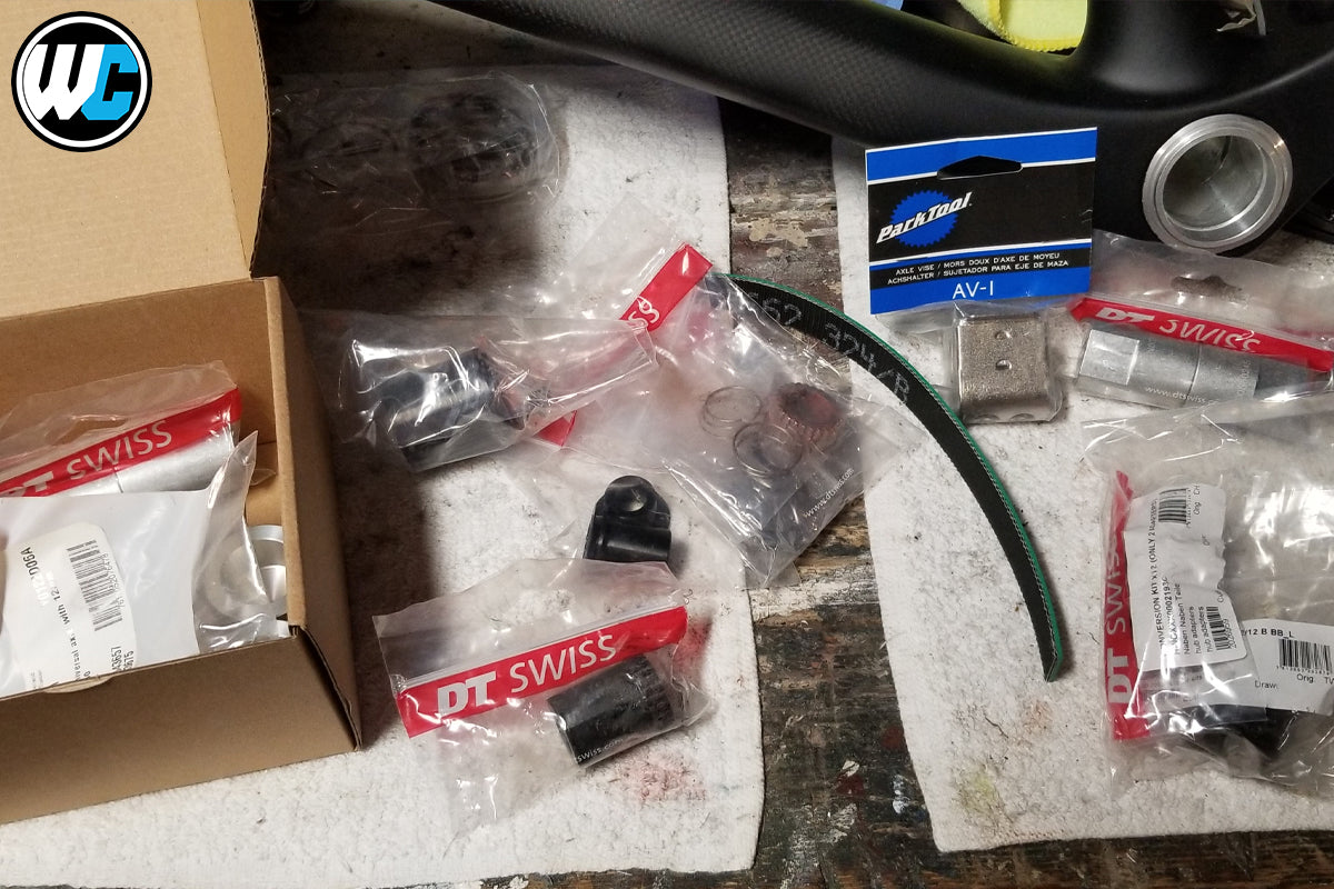DT Swiss Hub Tool Kit Set for 180 190 240 350 440 Hubs Rider Review