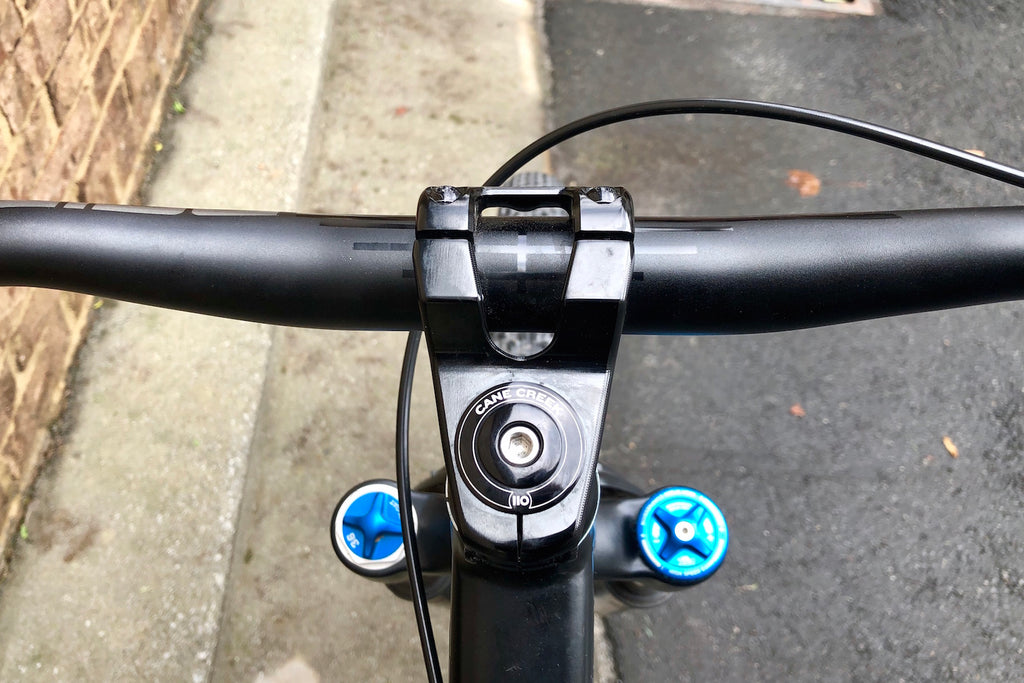 Deity Cavity Stem Review - Worldwide Cyclery