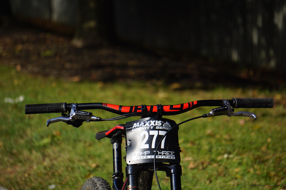 Deity Holeshot 35 Handbars Review - Worldwide Cyclery