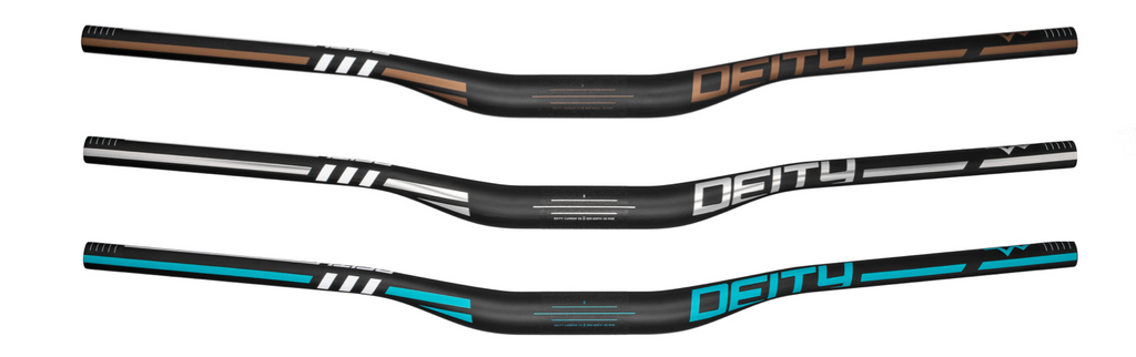 Deity Skywire Handlebars Review - Worldwide Cyclery