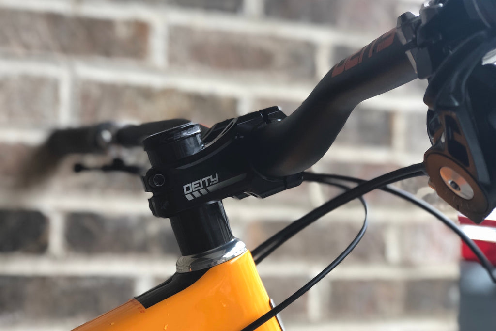 Deity Copperhead Stem Review - Worldwide Cyclery