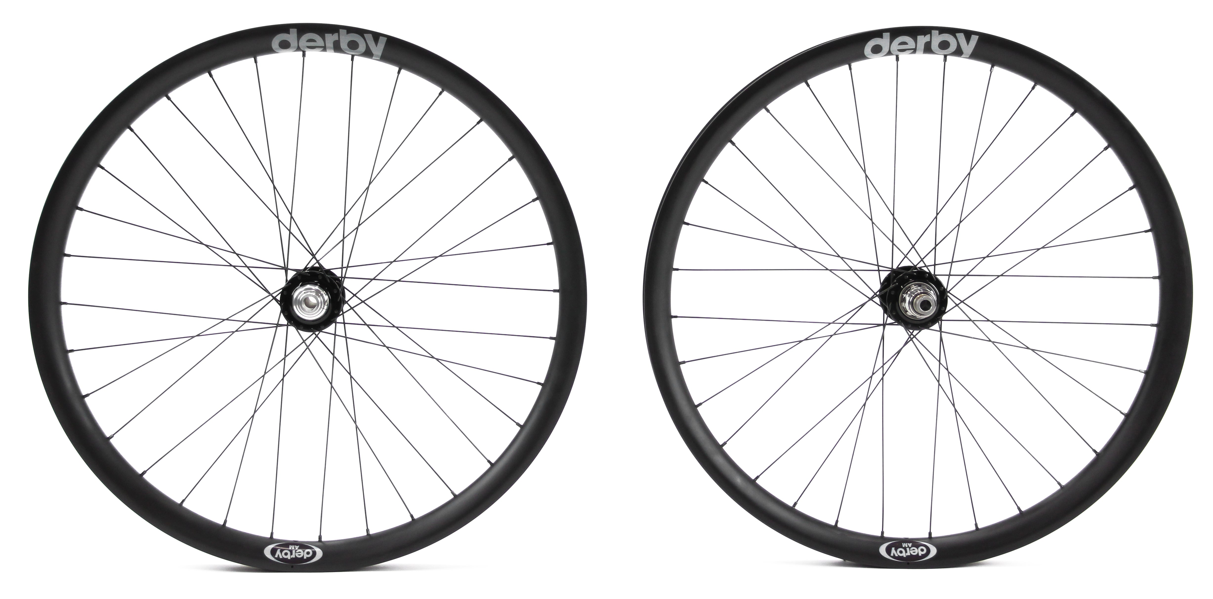 Derby Carbon Fiber MTB Rims - Worldwide Cyclery