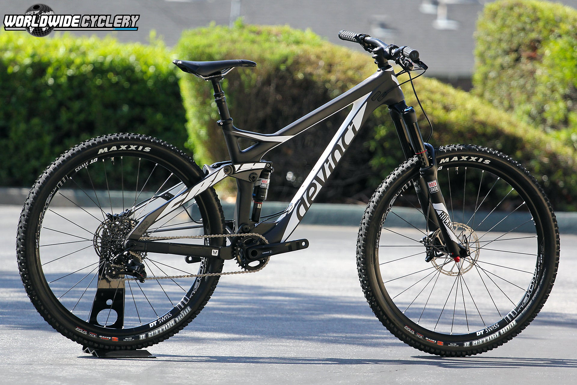Devinci Troy - Worldwide Cyclery