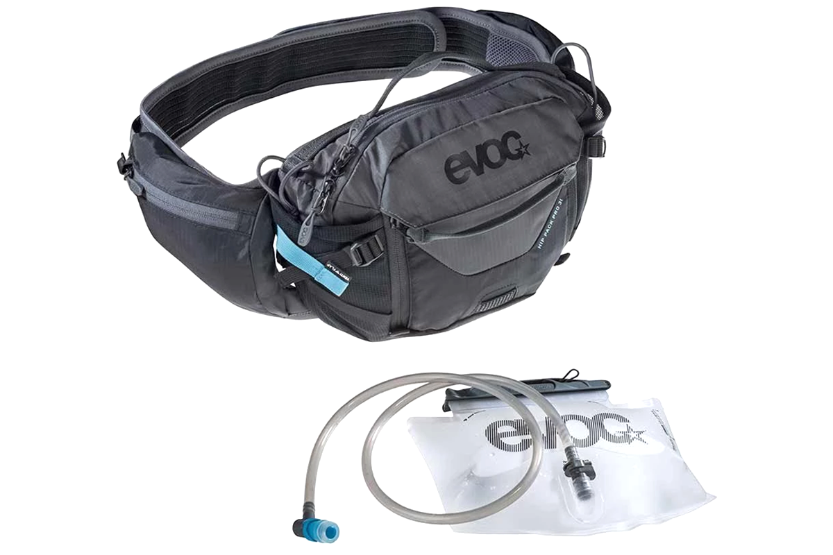 EVOC Hip Pack Pro 3L+ 1.5L Bladder