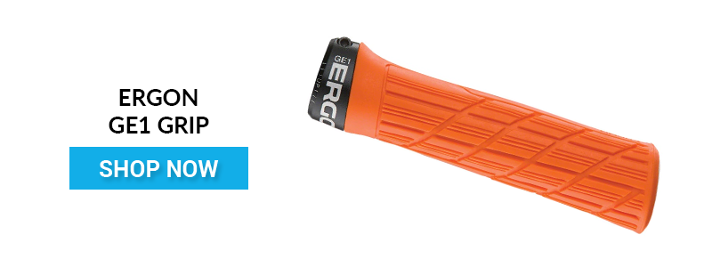 Shop Ergon GE1 Grips at Worldwide Cyclery