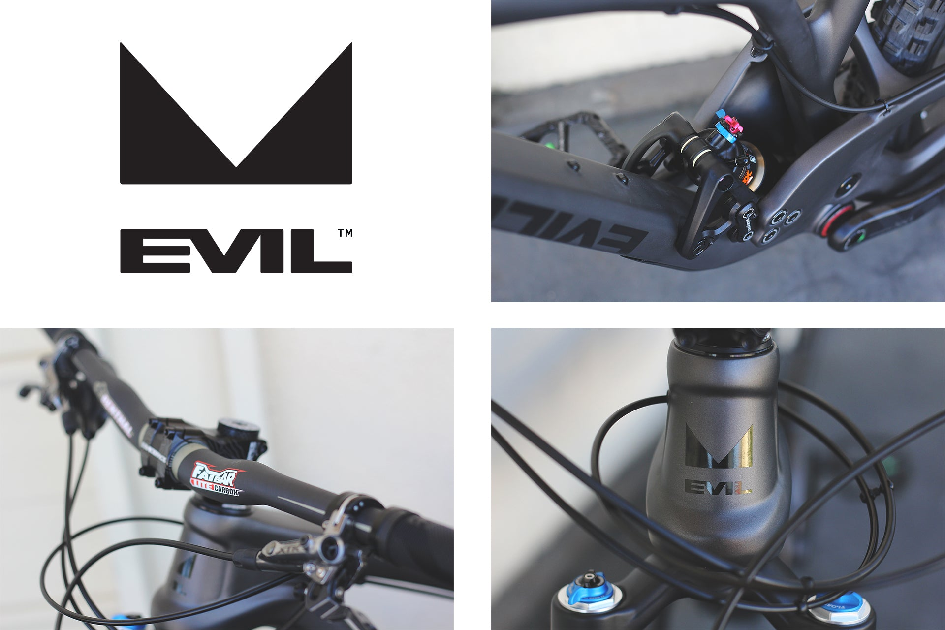 Evil The Following Custom Build - Worldwide Cyclery