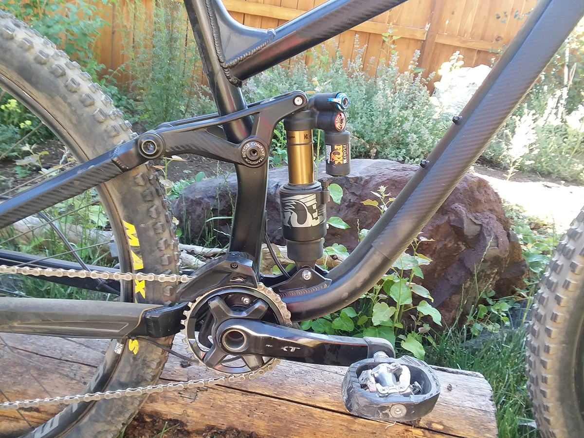 FOX FLOAT X2 SHOCK