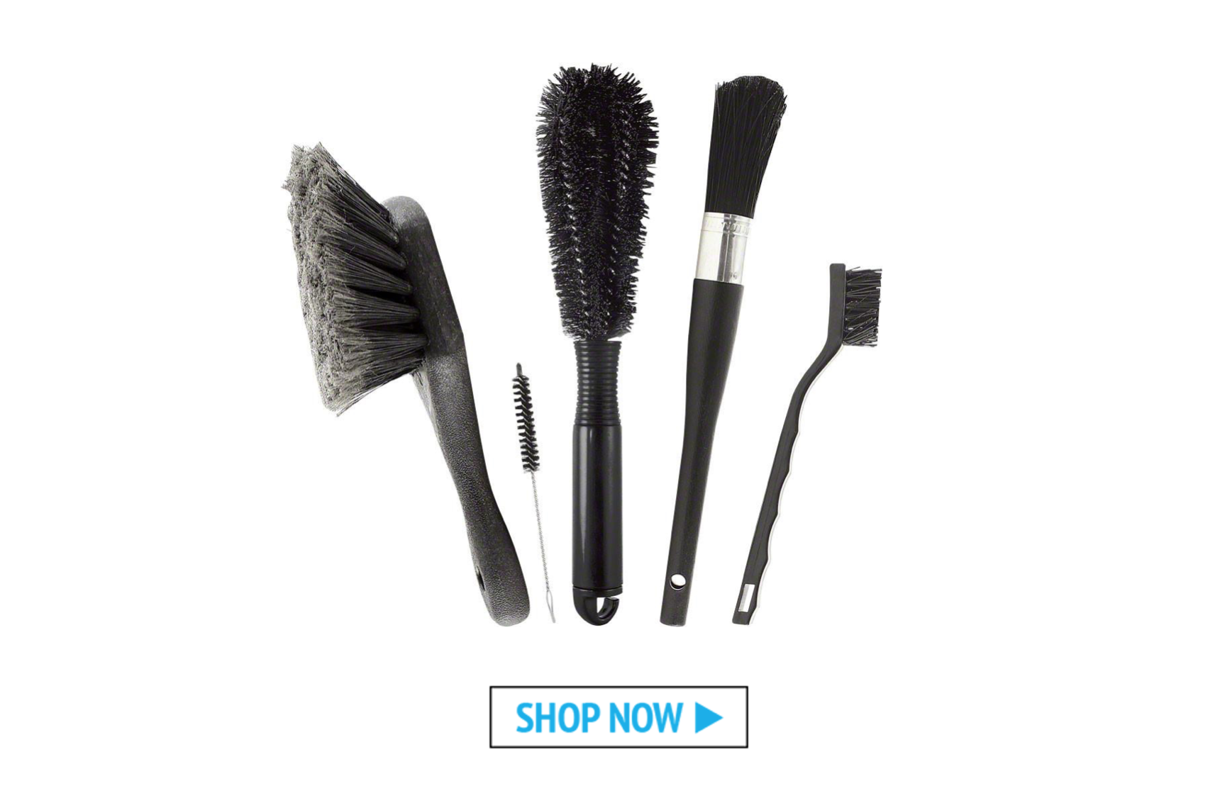Finish Line Easy Pro Brush Set - Worldwide Cyclery