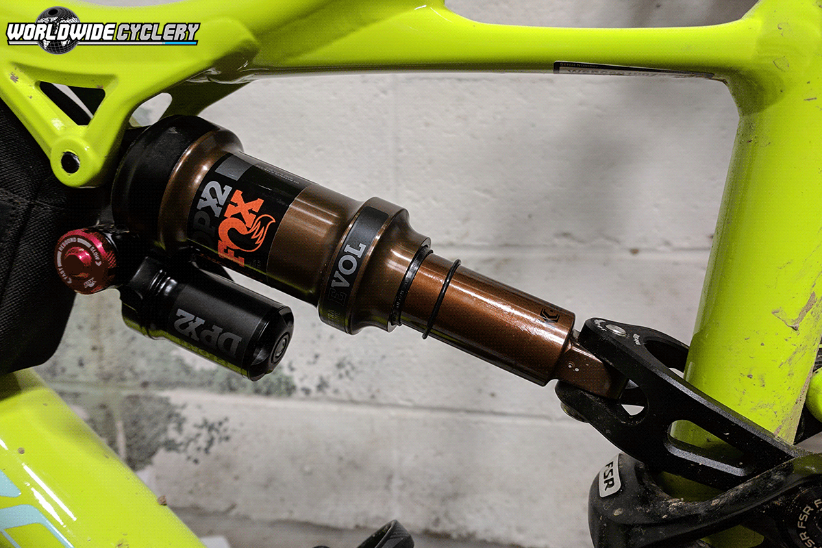 Fox Shox Float DPX2 Rear Shock: Rider Review | Worldwide Cyclery