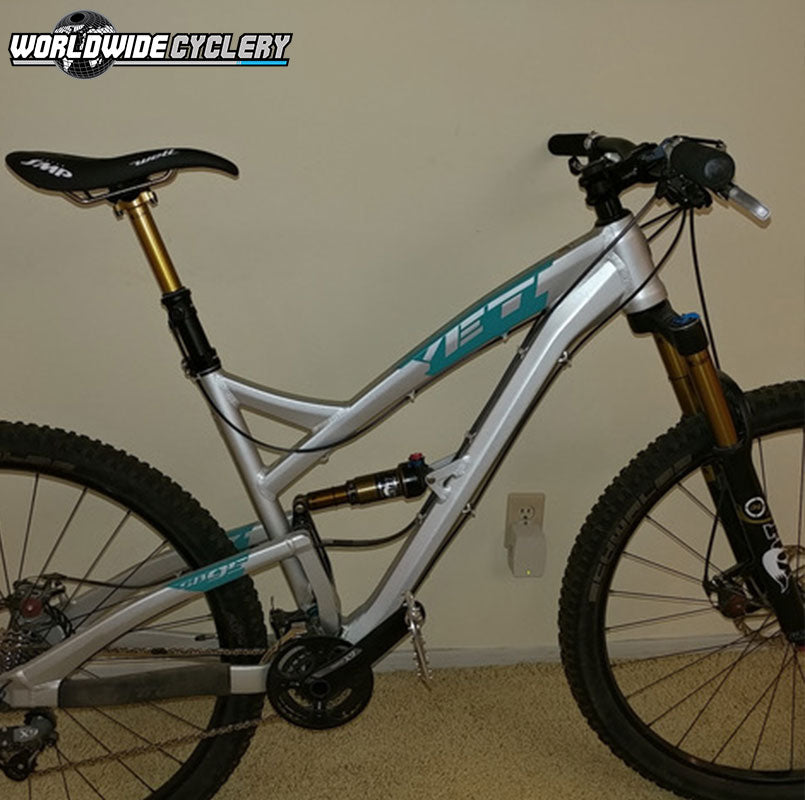 Fox Transfer Dropper Post Rider Review