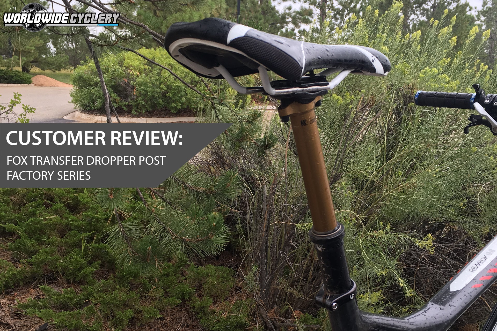 Fox Transfer Dropper Post Review