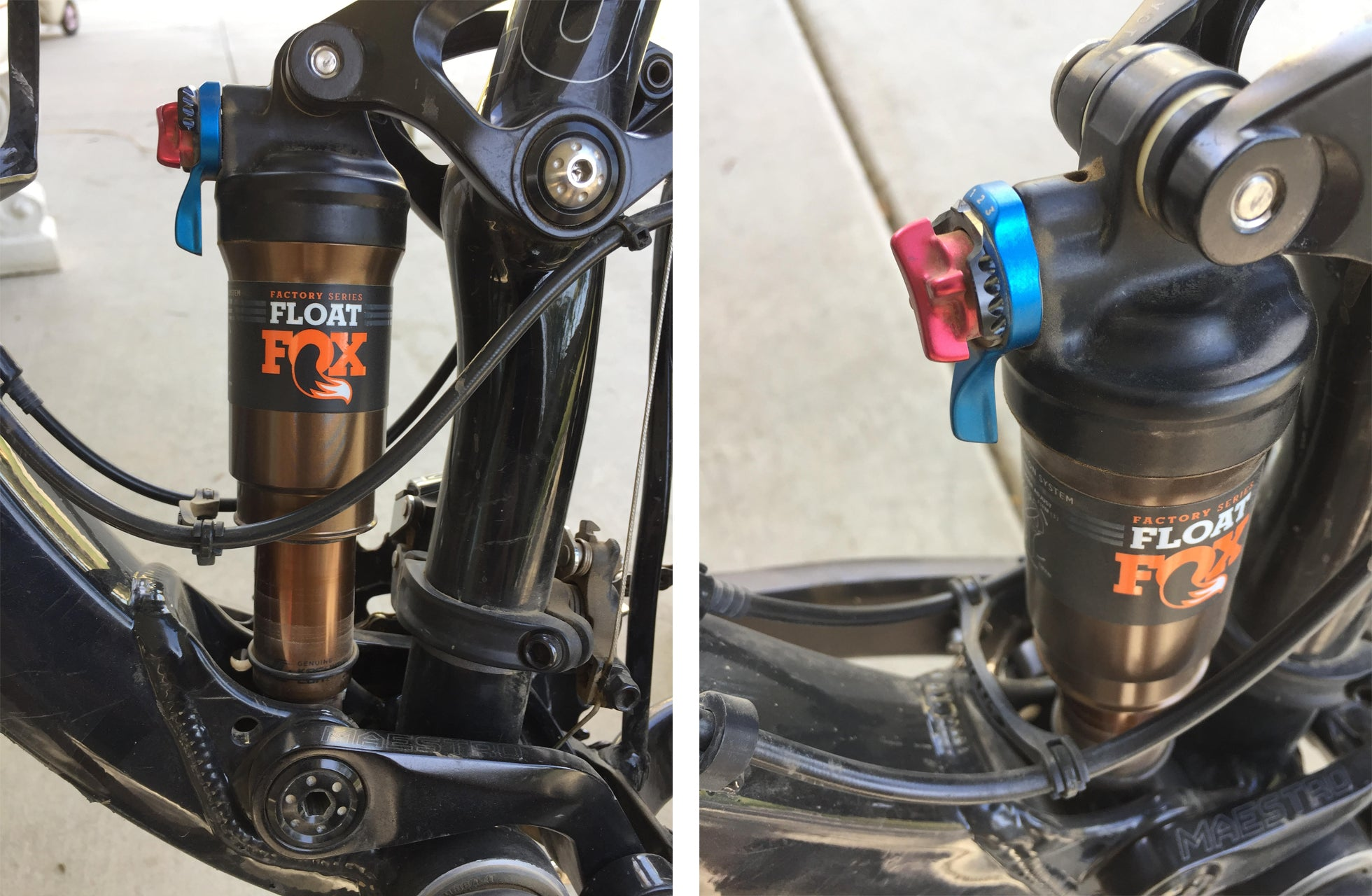 Fox Float DPS Rear Shock
