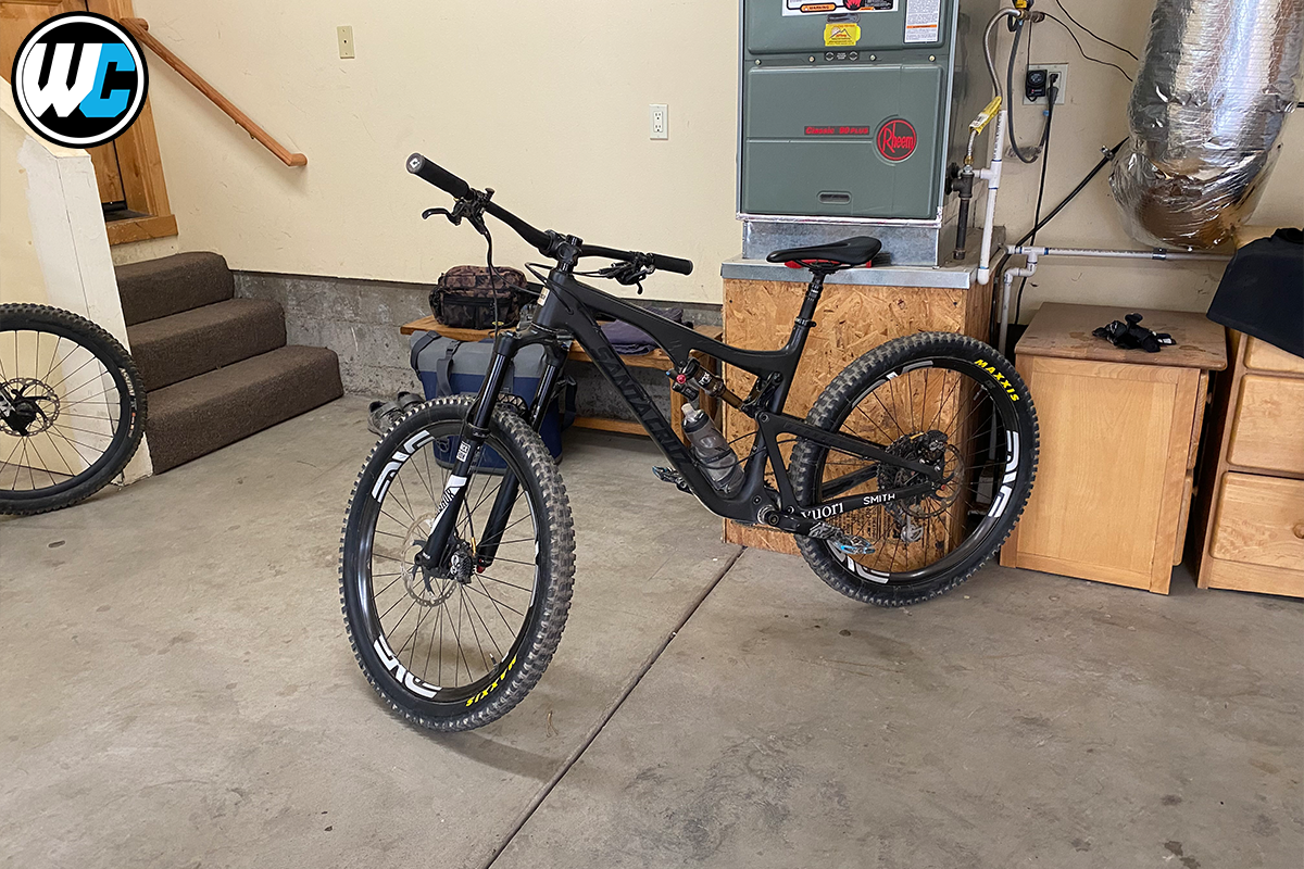 Fox Float DPX2 Rear Shock Review