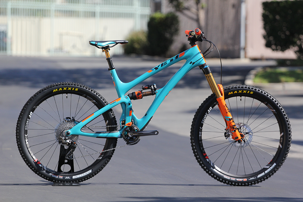 Product Review: 2018 Fox 36 w/Orange Lowers | Worldwide Cyclery
