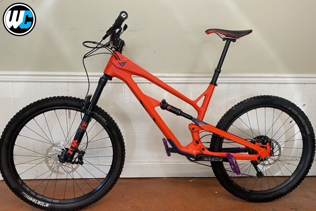 Fox Transfer Performance Dropper Post Rider Review