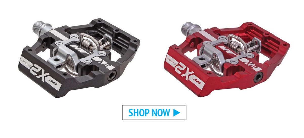 HT Components X2 Pedals - Worldwide Cyclery