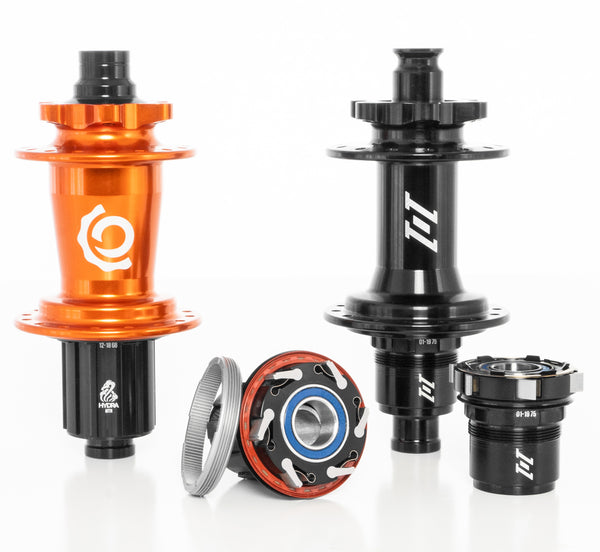 Industry Nine Hydra and 101 Hubs - Worldwide Cyclery