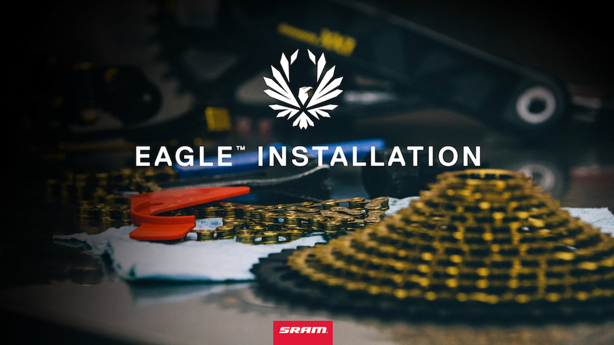 How To Install SRAM Eagle On Your Bike