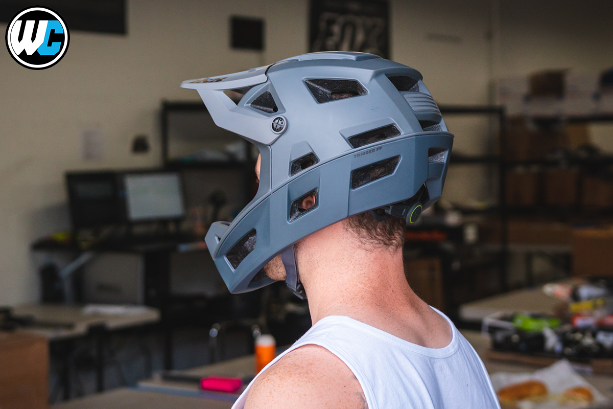 IXS Launches NEW Trigger FF Helmet!