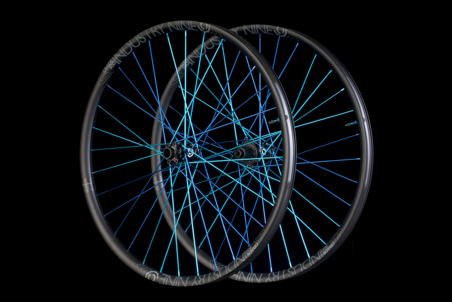 Industry Nine Grade 300 Wheelset - Worldwide Cyclery