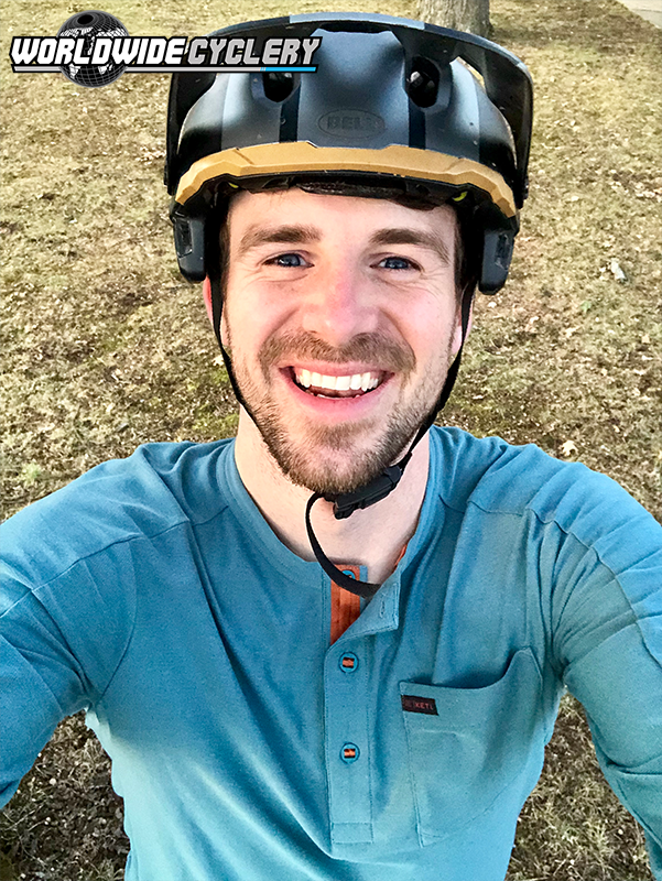 KETL Long Sleeve Jersey Rider Review