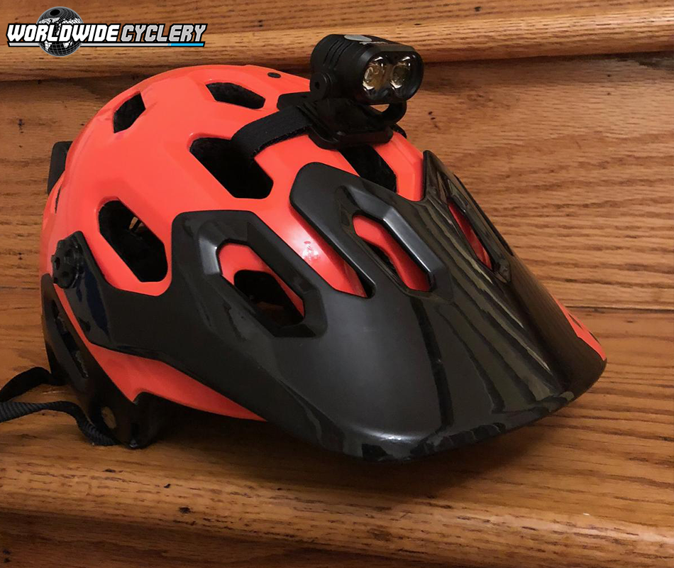 Lupine Piko Helmet Light Rider Review