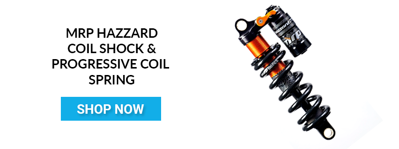 MRP Hazzard Coil Shock and Progressive Coil Spring