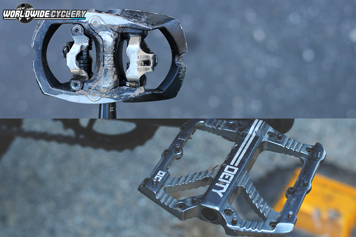 Video Flat Vs Clipless Pedals What Is Best For You
