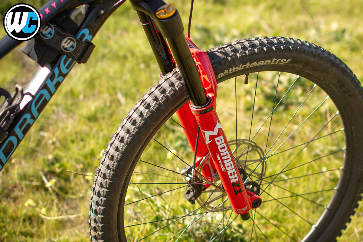 Marzocchi Bomber Z1 Fork Review - Worldwide Cyclery