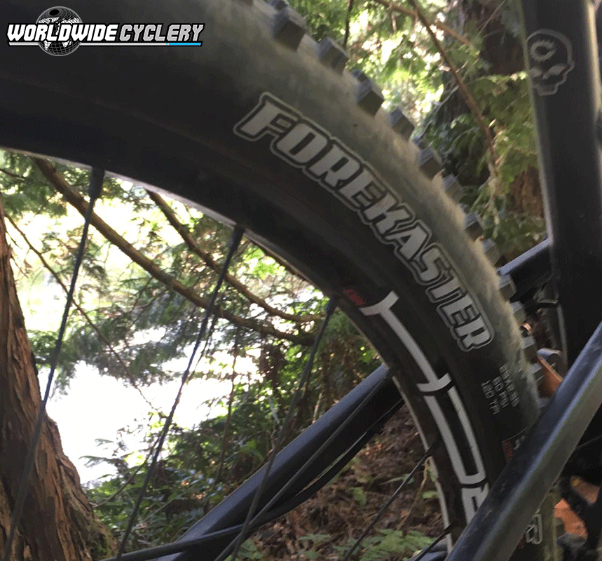 Maxxis Ardent/Forekaster Tire Customer Review - Maxxis Forekaster