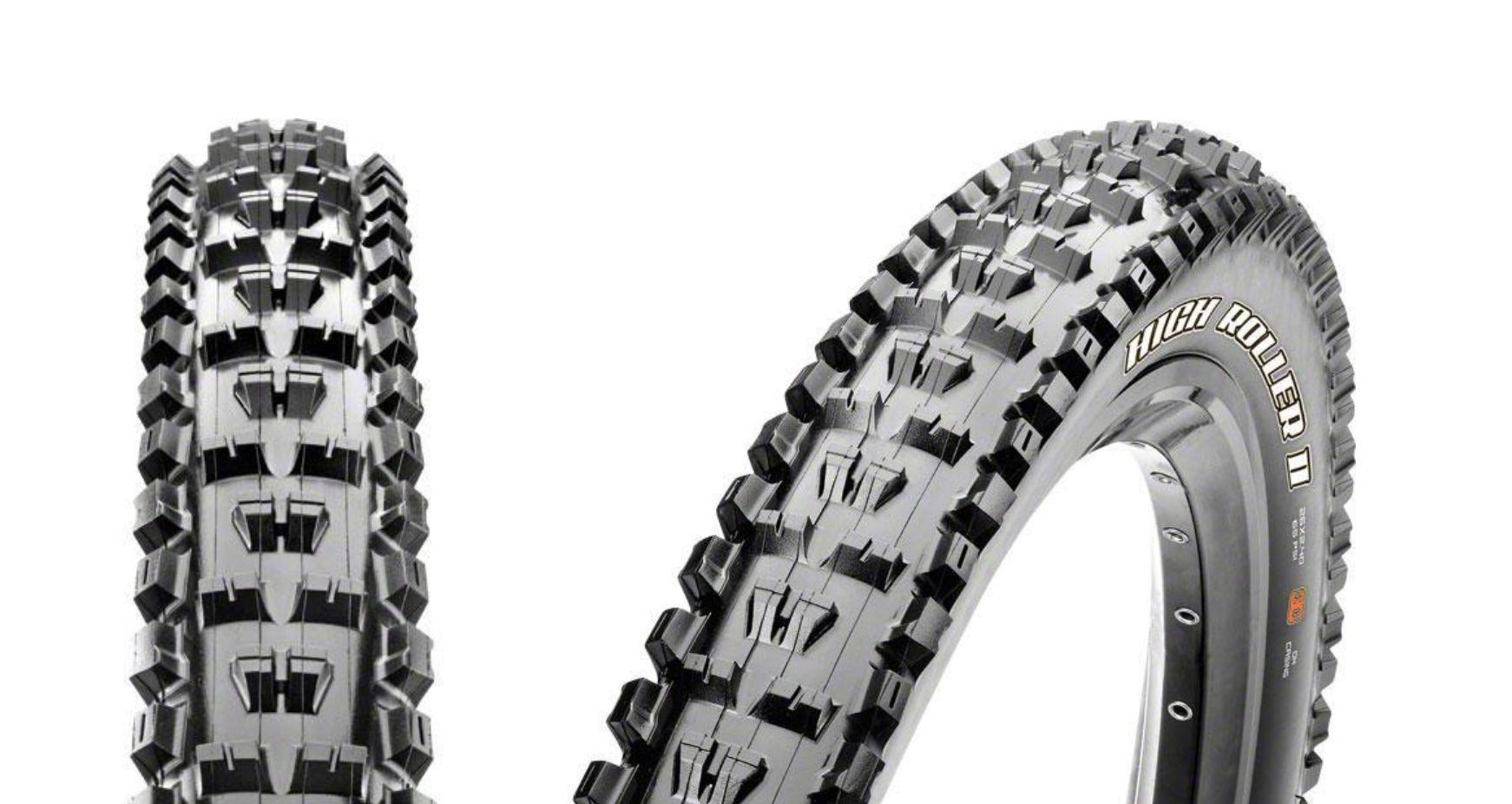 Maxxis High Roller II Tire Reivew - Worldwide Cyclery