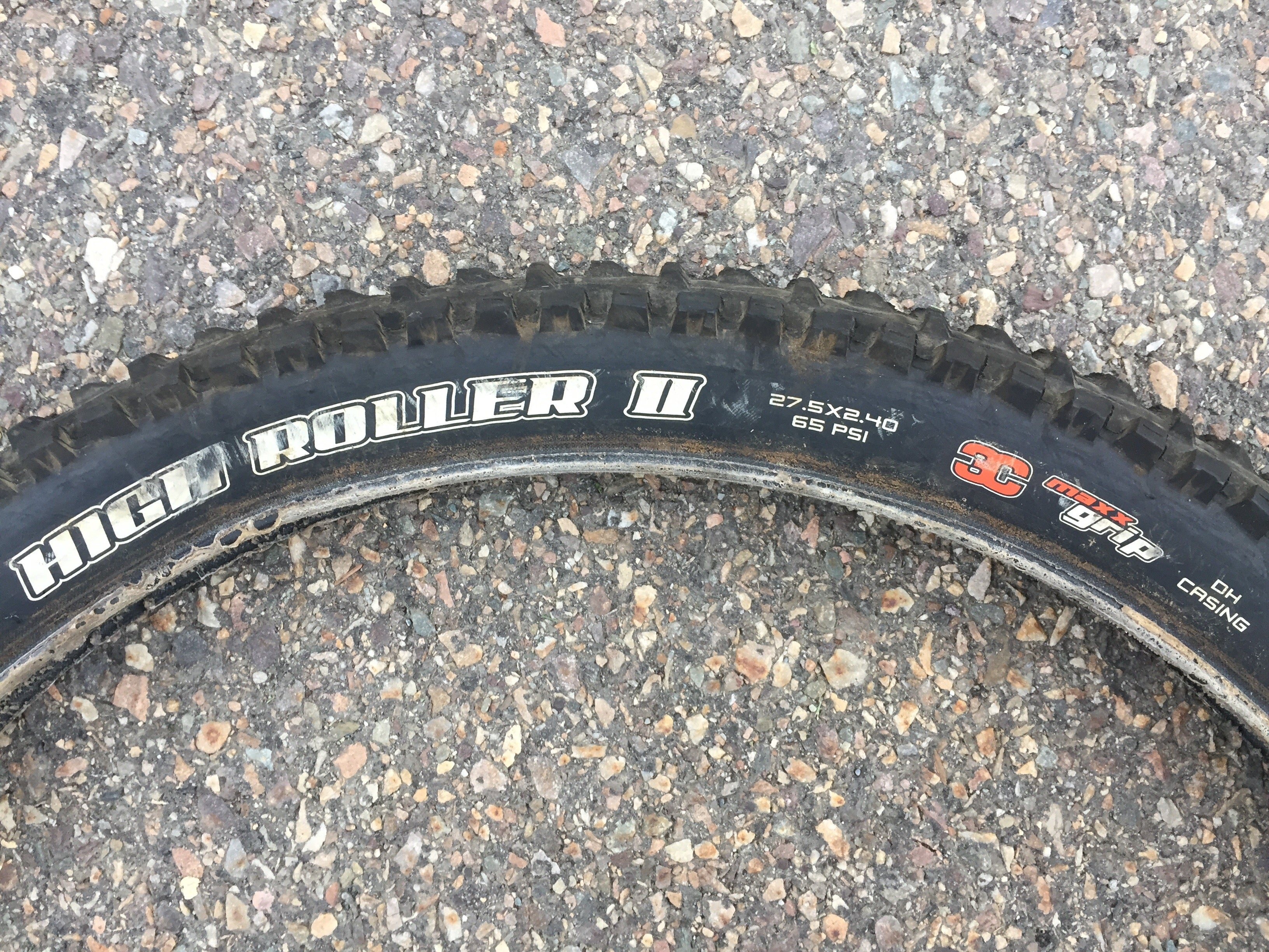 Maxxis High Roller II Tire Review - Worldwide Cyclery
