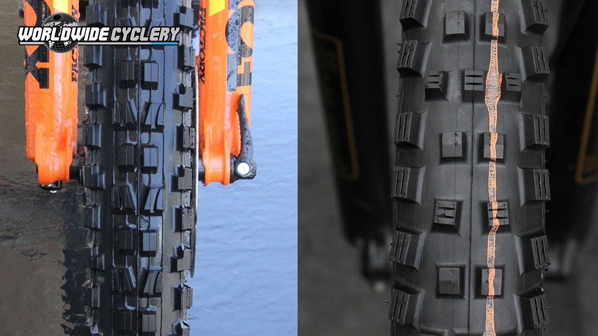 Maxxis Minion DHF Tires vs Schwalbe Magic Mary Tire Review