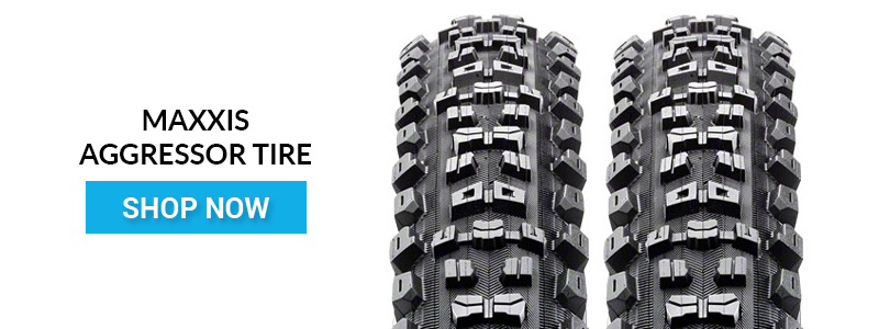 Maxxis Aggressor Tire Review