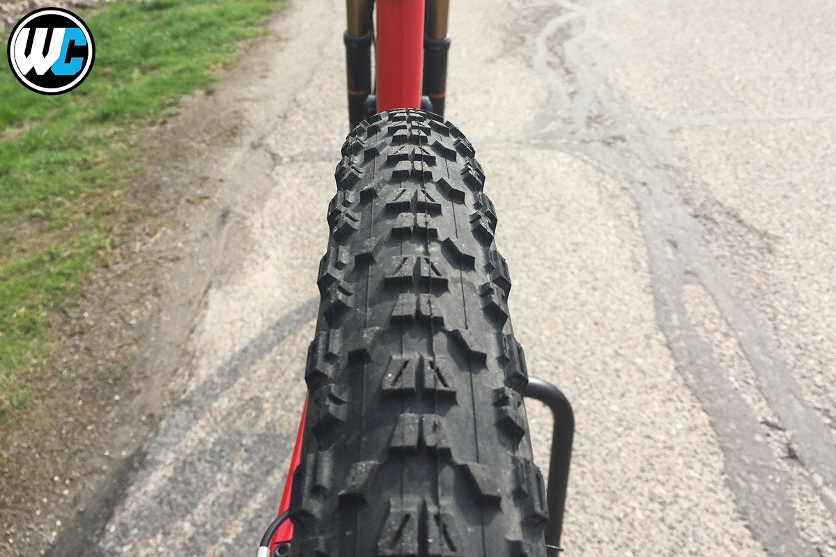 Maxxis Ardent Tire