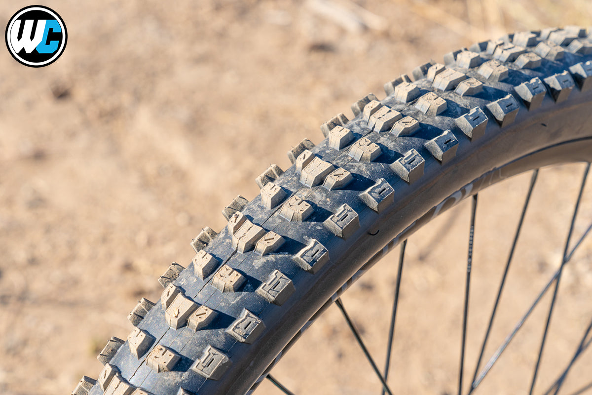 Maxxis Dissector Tire First Ride and Overview