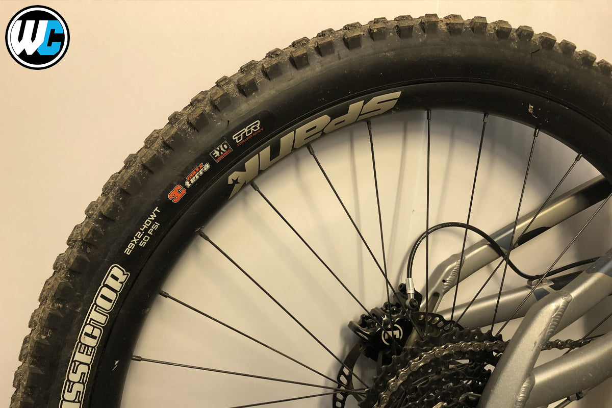 Maxxis Dissector Tire 29 x 2.4 Rider Review