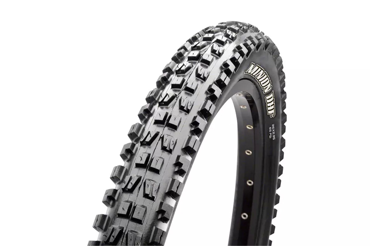 Maxxis Minion DHF DHR II Tire Combo Rider Review