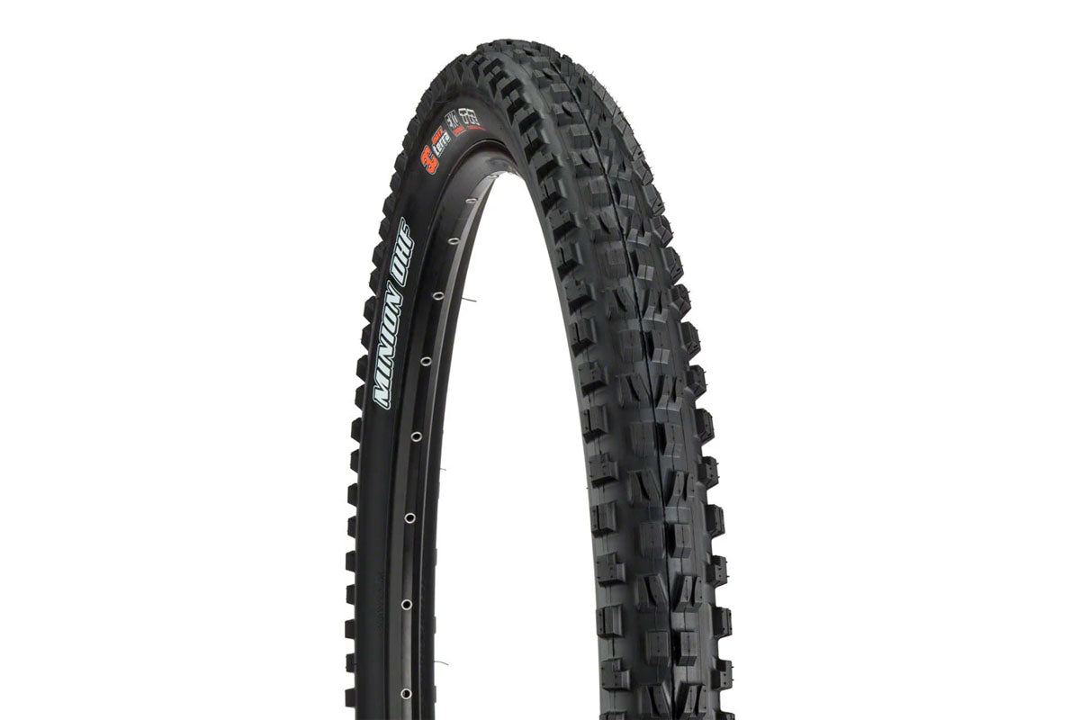 Maxxis Minion DHF Tire Rider Review