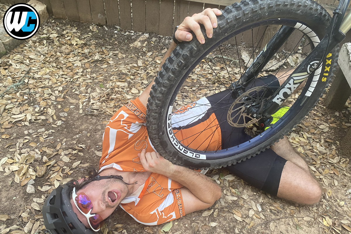 Maxxis Minion DHF Tire review