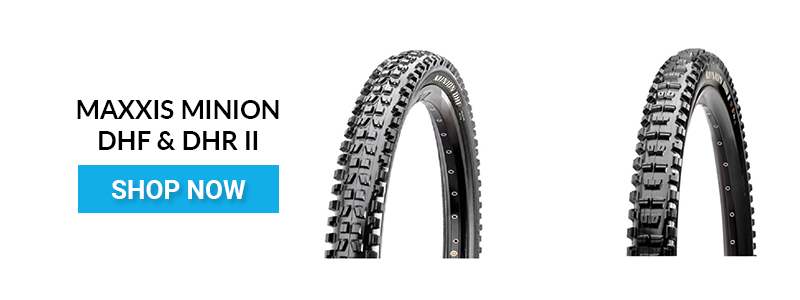 Maxxis Minion DHF & DHR II: Rider Review