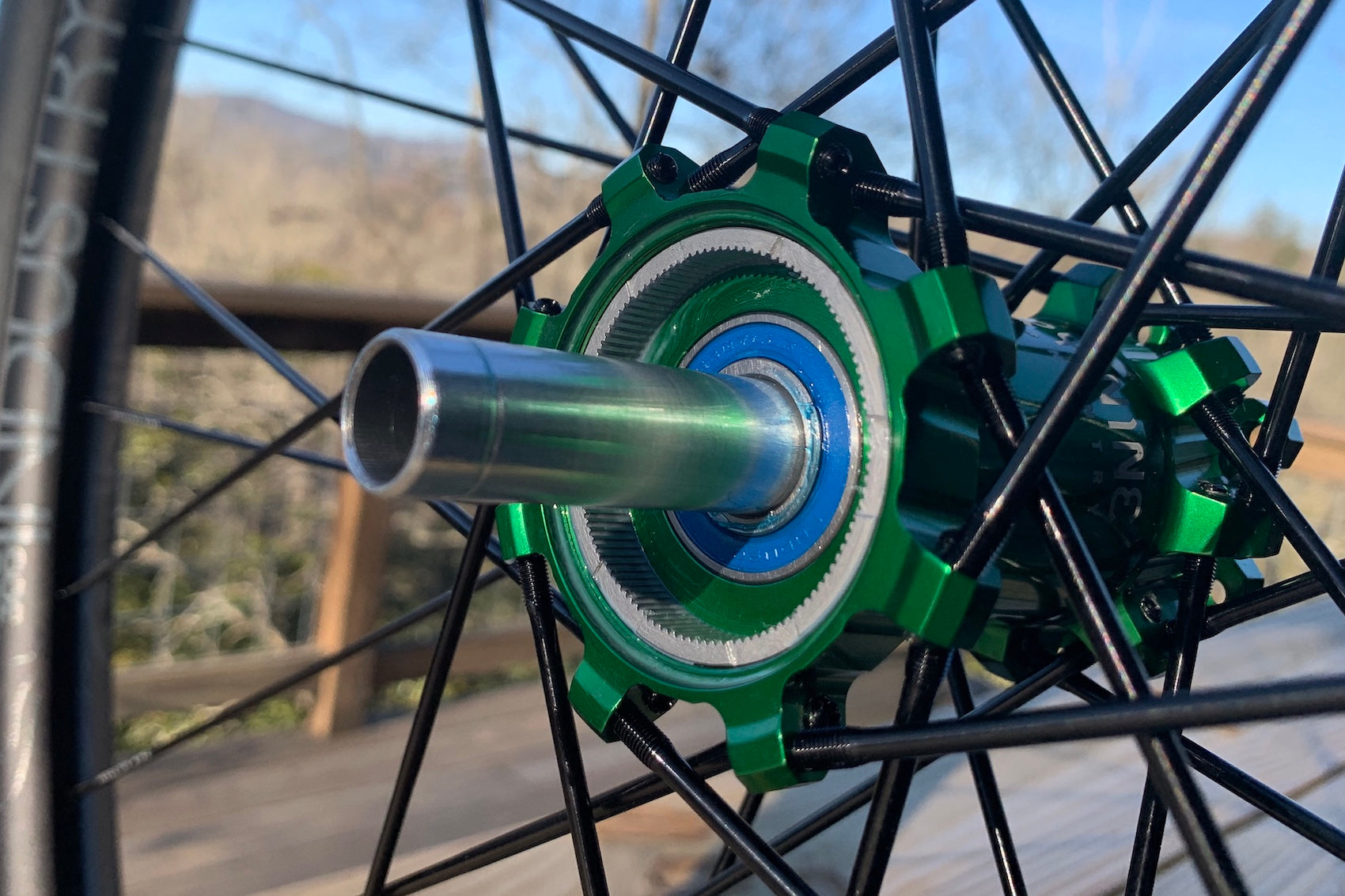 New Industry Nine Hydra Hubs - Worldwide Cyclery