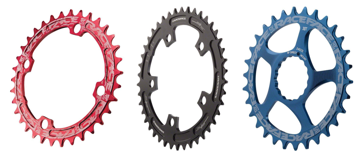 Narrow Wide Chainrings Explained - Race Face Narrow Wide Chainring